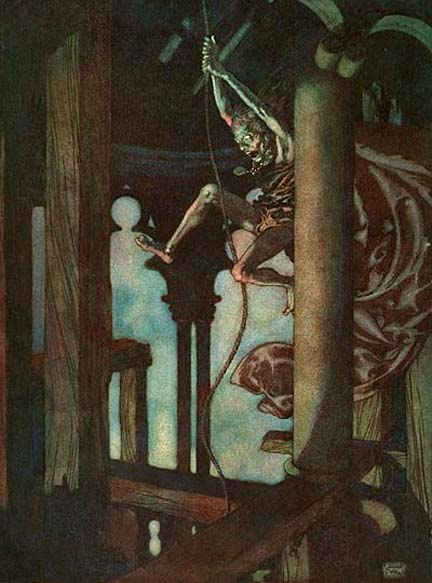 The Bells, by Edmund Dulac